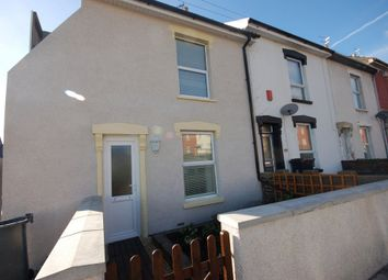Thumbnail 2 bedroom end terrace house for sale in Blackswarth Road, Redfield, Bristol, 8Au.