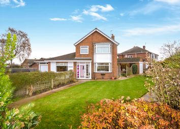 Thumbnail 4 bed detached house for sale in Lynwood Avenue, Copmanthorpe, York