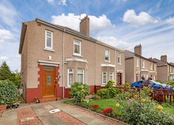 Thumbnail 3 bed semi-detached house for sale in 45 Boswall Drive, Edinburgh
