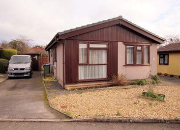 Thumbnail 2 bed mobile/park home for sale in Upper Cornaway Lane, Portchester, Fareham