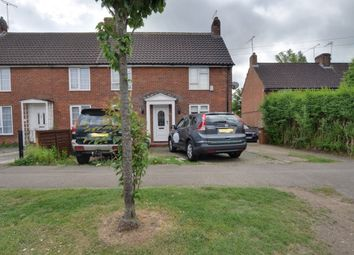 Thumbnail 3 bedroom end terrace house for sale in Salisbury Road, Welwyn Garden City, Hertfordshire