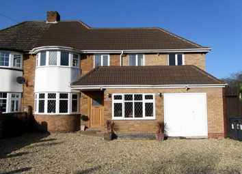 Thumbnail 4 bedroom semi-detached house for sale in Chester Road, Erdington, Birmingham