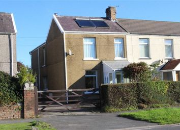 Thumbnail 3 bedroom semi-detached house for sale in Gower Road, Upper Killay, Swansea