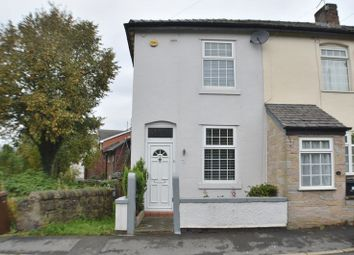 Thumbnail 2 bed terraced house for sale in Back Bower Lane, Gee Cross, Hyde