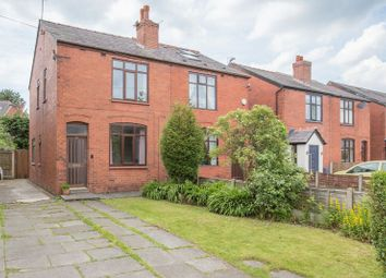 Thumbnail 2 bed semi-detached house for sale in Moss Avenue, Billinge, Wigan