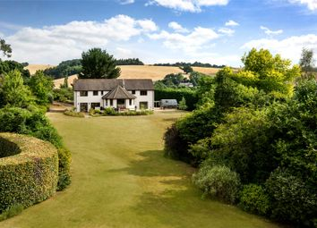 Thumbnail 5 bedroom detached house for sale in Kenn, Exeter