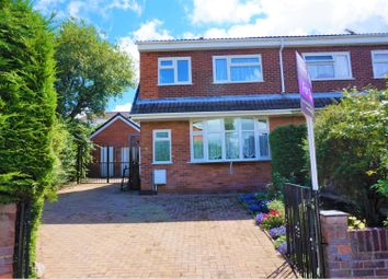 Thumbnail 3 bed semi-detached house for sale in Viking Way, Deeside