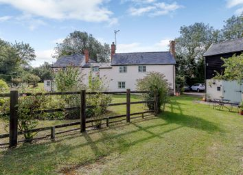 4 bed detached house for sale in Thurlow Road, Withersfield, Haverhill, Suffolk CB9