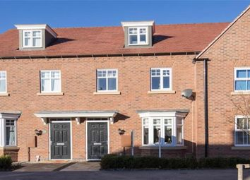 Thumbnail 3 bed town house for sale in William Spencer Avenue, Sapcote, Leics