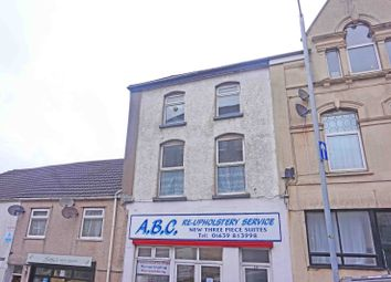 Thumbnail 2 bed flat for sale in Villiers Street, Briton Ferry, Neath