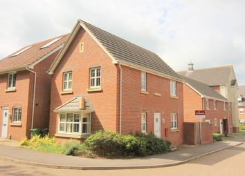 Thumbnail 3 bed detached house for sale in Pheasant Close, Four Marks, Alton