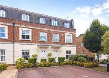 Thumbnail 4 bed end terrace house for sale in Woodsome Lodge, Weybridge, Surrey
