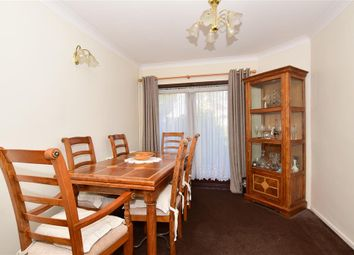 Thumbnail 3 bedroom semi-detached house for sale in Stoke Avenue, Hainault, Ilford, Essex