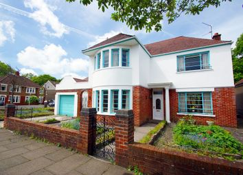 Thumbnail 3 bed detached house to rent in St. Agatha Road, Heath, Cardiff