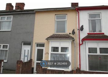 Thumbnail 2 bedroom terraced house to rent in Lorne Road, Lowestoft