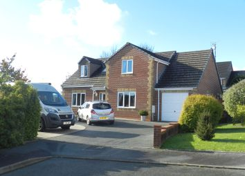 Thumbnail 3 bed detached house for sale in Fair Oakes, Haverfordwest, Pembrokeshire