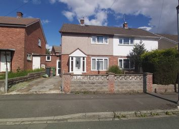2 bed semi-detached house to rent in Glendale Avenue, Llanishen, Cardiff CF14