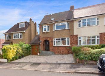 St. Davids Drive, Broxbourne EN10. 4 bed semi-detached house