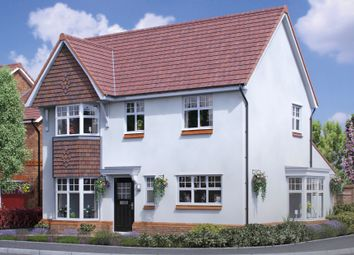 Thumbnail 3 bed detached house for sale in Dawley Road, Arleston, Telford