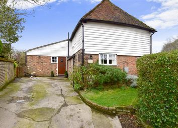 Thumbnail 3 bed semi-detached house for sale in Addlestead Road, East Peckham, Tonbridge, Kent
