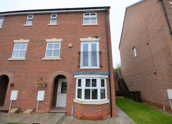 Thumbnail 4 bed semi-detached house for sale in 15 Netherwood Avenue, Castleford