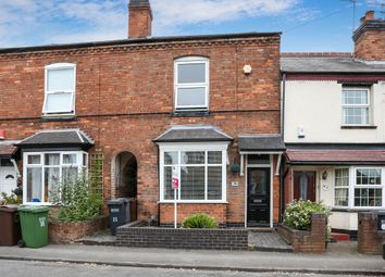Thumbnail 3 bed end terrace house for sale in New Street, Castle Bromwich, Birmingham