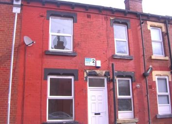 Thumbnail 2 bedroom terraced house to rent in Harold Mount, Hyde Park, Leeds