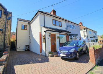 Thumbnail 3 bed semi-detached house for sale in Essex Road, Halling, Rochester