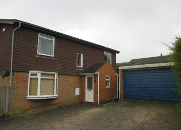 Thumbnail 4 bedroom detached house to rent in Mears Ashby Road, Wilby, Wellingborough