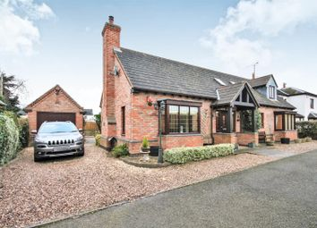 Thumbnail 3 bed detached bungalow for sale in Jeffcoats Lane, Swannington, Coalville