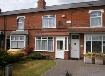 Thumbnail 2 bed terraced house to rent in Reddicap Heath Road, Sutton Coldfield