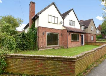 Thumbnail 5 bed semi-detached house for sale in Churchfield Cottages, Bedford Lane, Sunningdale