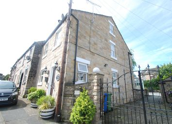 Thumbnail 3 bed end terrace house for sale in Crown Pole Cottage, Broadbottom Road, Mottram, Hyde