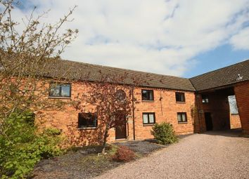 Thumbnail 5 bed barn conversion for sale in Bletchley Court, Bletchley, Market Drayton