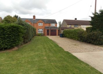Thumbnail 3 bed semi-detached house to rent in North End, Wendlebury, Bicester