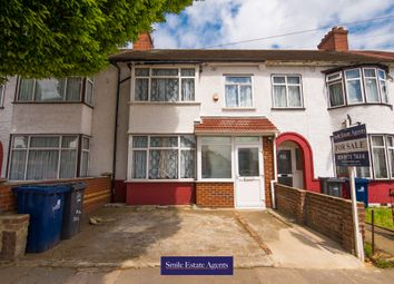 Thumbnail 3 bed terraced house for sale in Alma Road, Southall
