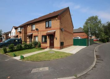 Thumbnail 2 bed semi-detached house for sale in Spindlewood Road, Ince, Wigan