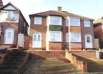 Thumbnail 3 bedroom semi-detached house for sale in Fowlmere Road, Great Barr, Birmingham
