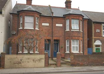 Thumbnail 3 bed terraced house to rent in Sturry Road, Canterbury