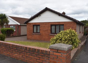 Thumbnail 3 bedroom detached bungalow for sale in Frederick Place, Llansamlet, Swansea