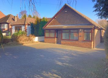 Thumbnail 3 bed detached bungalow for sale in Woodland Road, Stanton, Burton-On-Trent