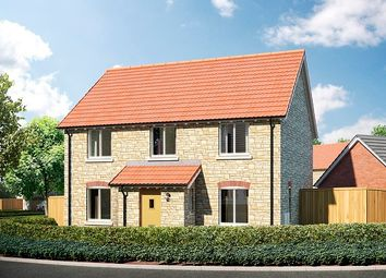 "Thumbnail 4 bed property for sale in ""The Calder"" at Studley Lane, Studley, Calne"