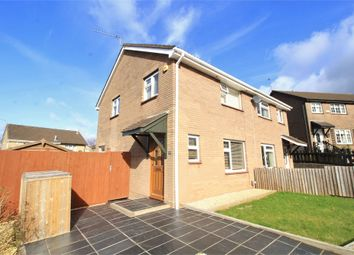 Thumbnail 3 bed semi-detached house for sale in 2 Lundy Drive, St Julians, Newport