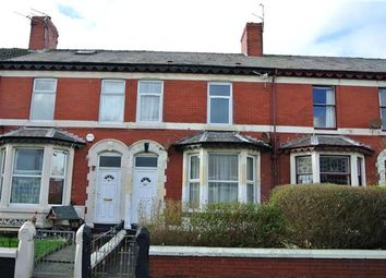 Thumbnail 2 bed flat for sale in Egerton Road, Blackpool
