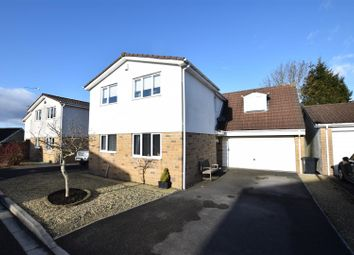 Thumbnail 4 bed detached house for sale in Manor Close, Portishead, Bristol