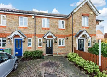 Thumbnail 2 bed terraced house for sale in Thistlefield Close, Bexley