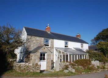 Thumbnail 4 bed cottage for sale in Breage, Helston, Cornwall