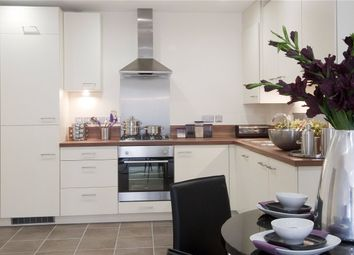 Thumbnail 2 bed flat for sale in Portland Crescent, Marlow, Buckinghamshire