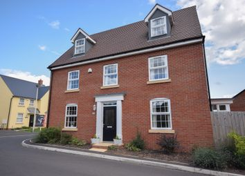 5 bed detached house for sale in Sandoe Way, Exeter EX1