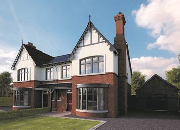 Thumbnail 4 bed semi-detached house for sale in 108, Harberton BT9, Belfast,